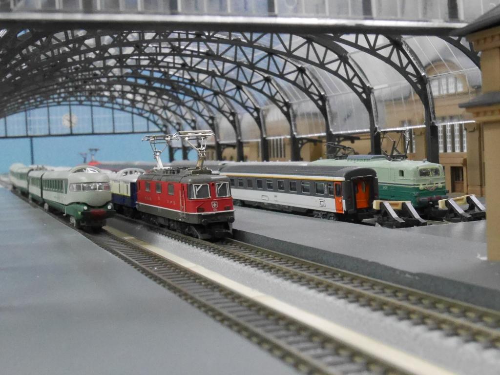 Thumbnail of Gare de l'Opera オペラ駅の製作
